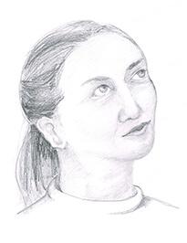 portrait zeichnen nr2