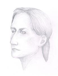 portrait zeichnen nr5