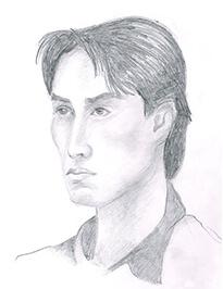 portrait zeichnen nr6